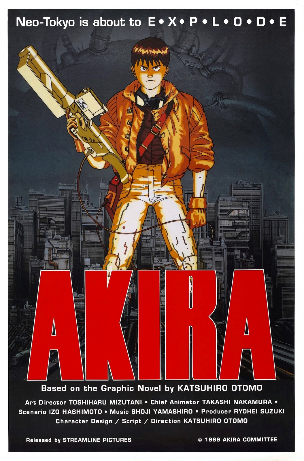 akira 25th anniversary sub culture shanghai